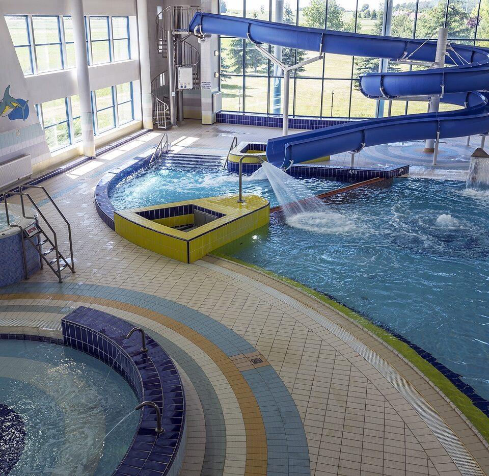 Pływalnia AQUASPORT - Basen Rekreacyjny