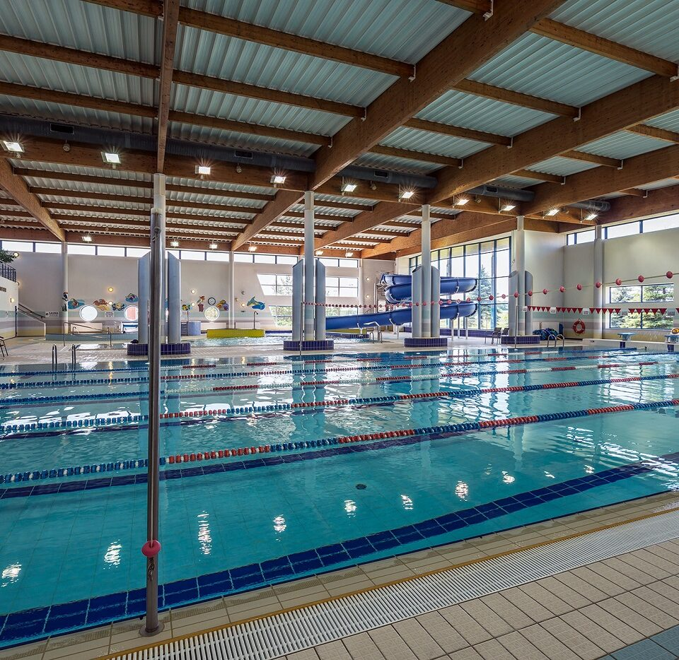 Pływalnia AQUASPORT - Basen Sportowy
