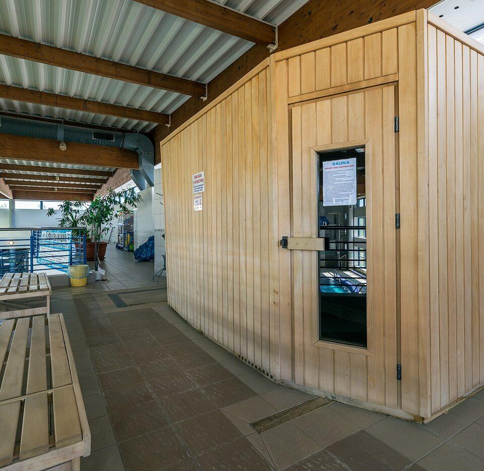 Pływalnia AQUASPORT - Sauna