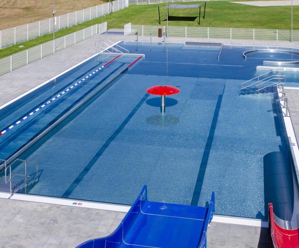 Strefa basenu rekreacyjnego